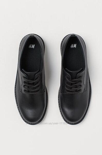 Туфли H&M для мальчика 36р