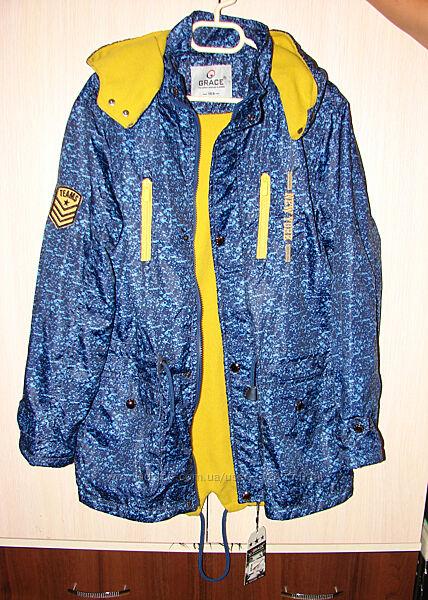 Парка куртка демисезонная Grace 152-158 р. , наш пролет