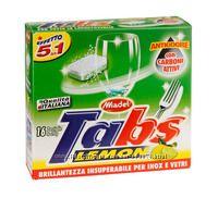 Таблетки для посудомоечной машины Madel 16 шт.