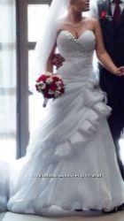 Свадебное платье размер 46 ТМ Maxima