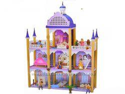 Детский кукольный дом принцессы