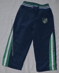 Спортивные штанишки на хб подкладке и джинсы для мальчика 12-24 м