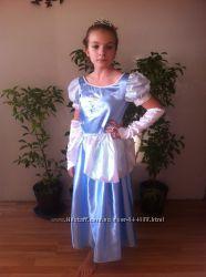 Платье Золушки Дисней DISNEY с перчатками