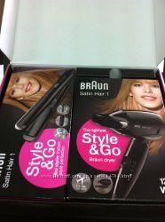 Набор для укладки BRAUN Satin Hair 1 ST100HD 130 Travel set