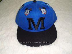 Кепка синяя Микки ОГ 52-55
