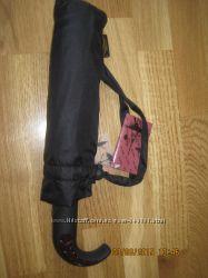 Солидный мужской зонт, полный автомат, 10 стальных спиц