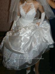 Срочно продам прелеснейшее свадебное платье