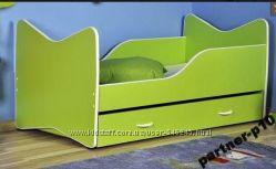 Детская кроватка  Бабочка