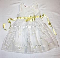 Легкое летнее платье EARLY DAYS 18-23мес.