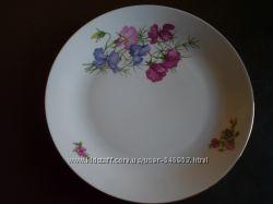 Фарфоровые тарелки, Чехия