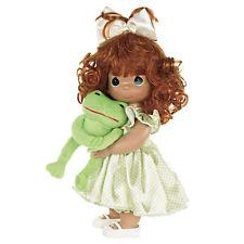 Куклы Precious Moments Девочка и Мальчик с лягушонком Элли.
