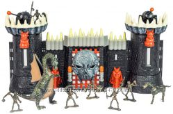 Игровой набор из США Toy Major Рыцарский замок. Tomb Warrior Castle Playset
