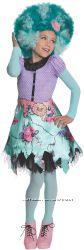 Костюм Монстер Хай Хани Свомп. Платье Monster High Honey Swamp. 5-7 лет