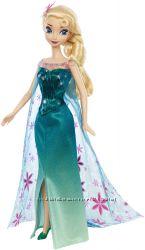 Кукла Эльза Холодное Сердце. Базовая и  День Рожденья  Frozen  Elsa