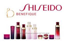 Shiseido ассортимент декоративной косметики, парфюмерии, уход за телом