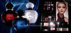 Весь ассортимент Dior парфюмерия, декоративная косметика, уход за телом