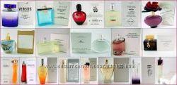 Тестера парфюмерии женские и мужские по закупке
