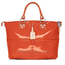 Сумка женская брендовая лаковая модная George Gina & Lucy HODGEPODGE