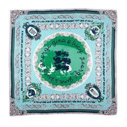 Платок брендовый стильный 100 натур шелк GEORGE GINA & LUCY