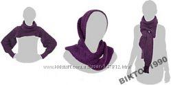 Дизайнерский шарф - трансформер