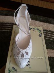 свадебные туфельки