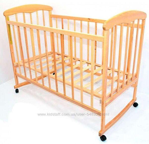 Отдам бесплатно детскую кроватку Безкоштовно матрас кокос защита качалки