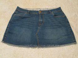 Юбка джинсовая Denim Co р. 14 42 европ. и юбка р. 10
