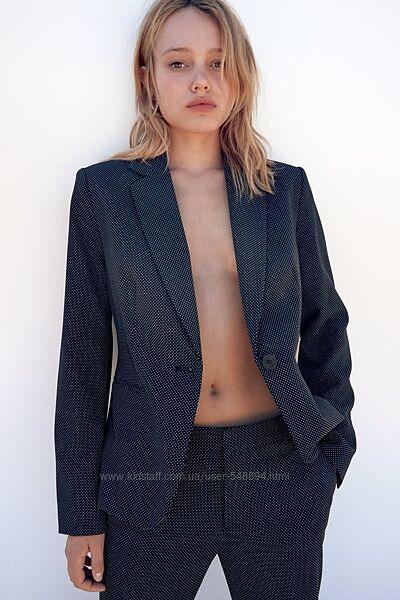 Стильный костюм Зара Zara размер 38