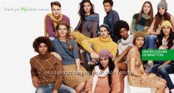 Benetton  модная  одежда для всей семьи