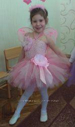 Платье ту-ту для вашей принцессы