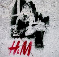 Заказы с сайта H&M Англия