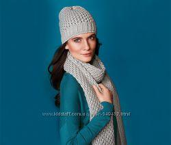 Вязанный шарф от ТСМ Tchibo