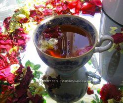 Природный целебный и ароматный травяной чай. Драконов чай. Сенные Ванны