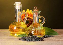 Свеженькое подсолнечное 2 вида  маселка из деревенской маслобой