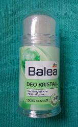Balea кристалл антиперспирант 100g Германия