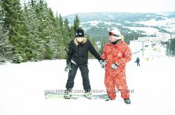 инструктор по сноубордингу