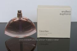 Calvin Klein Endless Euphoria edp 125 ml Тестер Оригінал