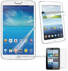 Защитная плёнка для Samsung Galaxy Tab 2 и Tab 3   7. 0-8. 0