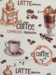полотенца кофе латте 50см х 60см