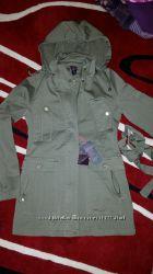 Куртка  удлиненная пальто новая Германия