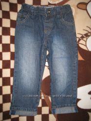 Легкие джинсы  F&F 2-3г.