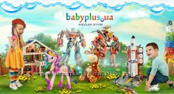 BABYPLUS. UA - беспроцентное СП для Троещины