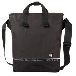 Сумка для ноутбука Crumpler  Proper Roady Messenger M, black PRYM-M-001