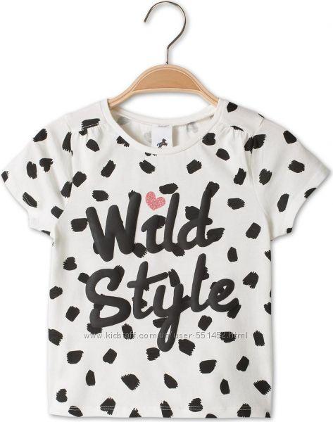 Хлопковая футболка C&A  Palomino, Disney