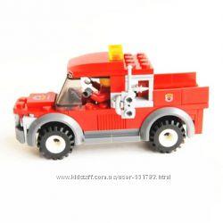 Конструктор Lego-образный. 7 видов.