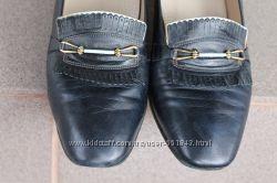 Італійські шкіряні туфлі жіночі  5f8d0cbb7ec3e