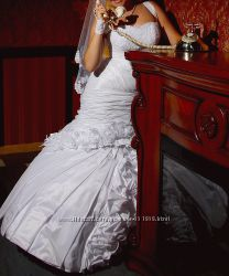 Свадебное платье TM Hadassa, модель Люси