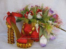 Туфелька в подарок на 8 марта для прекрасных дам