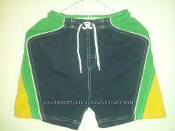 плавки шорты WAVE GEAR с сетчатой вставкой
