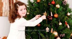 Новогодняя елка сосна